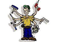 Handyman available 07703455205