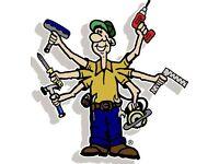 Handyman available 07703455205