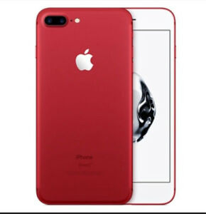 iPhone 7 128 red limited edition)