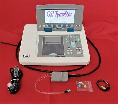 Grason-stadler Gsi Tympstar Tympanometer Middle Ear Analyzer V2