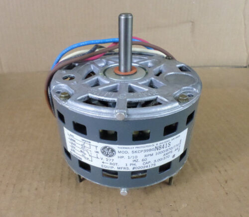 General Electric GE 02024175 5KCP39BGN841S 1000/870/770 RPM Electric Motor