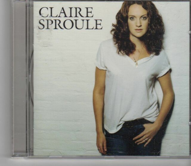 (GA599) Claire Sproule - 2005 CD