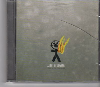 (FX508) Jan Mayen, Home of the Free Indeed - 0000 CD