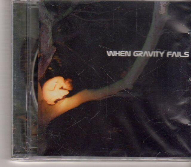 (GA893)  When Gravity Fails - 2005 Sealed CD