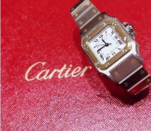 Montre Cartier Santos pour femme