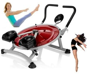 AB Exercise Twister Circle Cardio Motion Yoga Pilates Sports Health Pro Machine