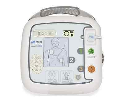 Automatische Defibrillator (medical ECONET AED ME PAD - Ersthelfer-Defibrillator - Halbautomatisch - inkl. T)