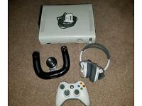 XBOX 360 WITH EXTRAS FOR SWAP IPAD XBOX S ETC