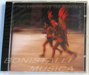 PAUL-SIMON-THE-RHYTHM-OF-THE-SAINTS-CD-Sigillato