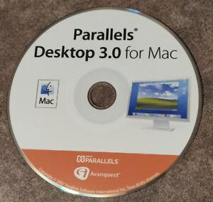Parrelle desktop pour mac