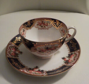 "VTG. SALON FINE BONE CHINA - ""RICHMOND"" PATTERN MADE IN ENGLAND"