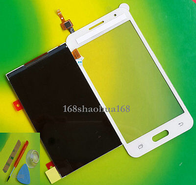 LCD Display Touch Screen Digitizer For Samsung Galaxy Core 2 Duos SM-G355H G355