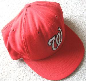 Washington Senators vintage MLB baseball cap