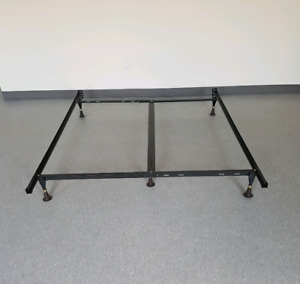 Metal Bed Frame Starting as low as $39 Box and Mattress Sale