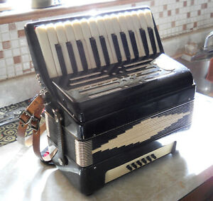 German 12 Bass Accordion PRICE REDUCED!