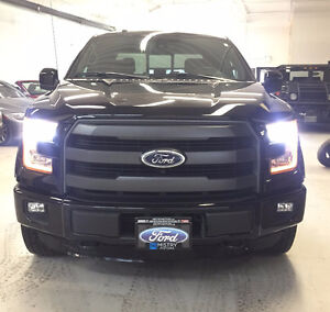 2016 Ford F-150 Lariat Sport LOADED