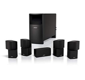 Bose Acoustimass 10 Series IV Home Entertainment System 2nd hand