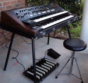 Yamaha sk50d synth w bp2 pedals