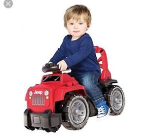 Toddler Toy Jeep