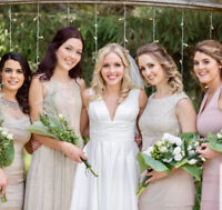 Professional Make-up Artist specializing in bridal