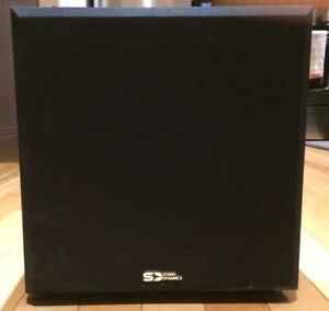 Sound Dynamics Thunder Series THS-2000 Subwoofer