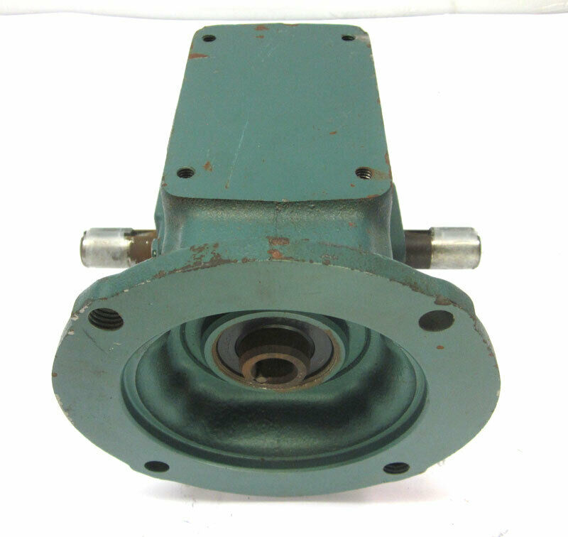 NEW Dodge 5:1 Tigear Dual-Shaft Speed Reducer Gearbox C-Face Torque-420