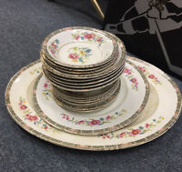 VINTAGE JOHN MADDOCK 18 pc lot DINNERWARE CHINA $10 for all