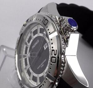 Brand New 45mm Parnis Men's Quartz diving Watch. Oakville / Halton Region Toronto (GTA) image 6