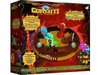 Brand new Gormiti catching marbles game