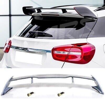 Für Mercedes-Benz GLA X156 Gla 45 AMG Look Dachspoiler Stoßstange Auspuff Look '