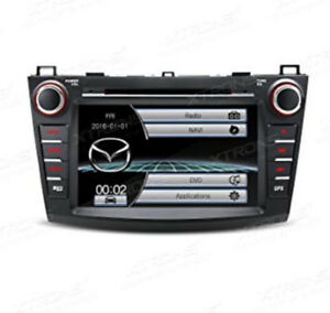 Mazda 3 Xtrons Touch Screen