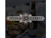 Part Time and Flexible Hours in Whisky & Cigar Retailer Robert Graham. Starting ASAP.