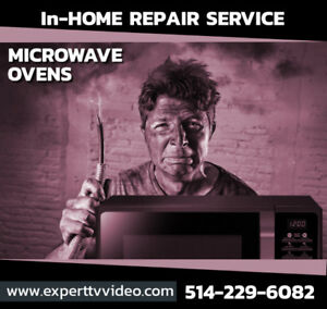 Brossard MICROWAVE OVEN repairs