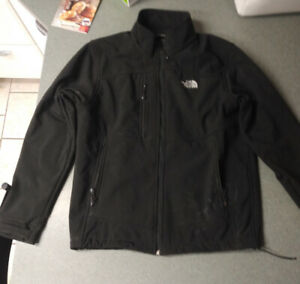 Black North Face Winter Jacket