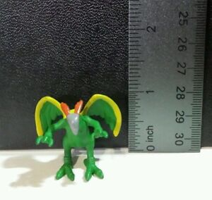 "Digimon Parrotmon 1"" Collectable Miniature Figure Bandai 2001 S3"