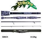 Strike Pro Spinning Fishing Rods