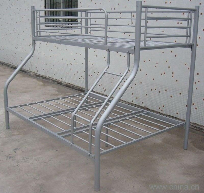 Brand New Trio Sleeper Metal Bunk Bed Frame Single/Double Decker Bunkbed with Mattresses of Choice