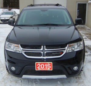 2015 Dodge Journey R/T SUV, Crossover SUMMER WARRANTY SPECIAL