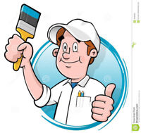PAINTER FOR HIRE!!!!!!