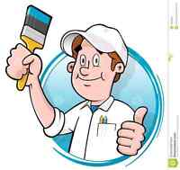 Need painter for domestic job