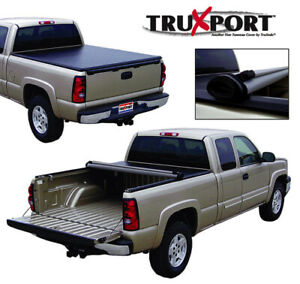 Truxedo - Couvre-Caisse Roulable Truxport Tundra / Tacoma 09-19