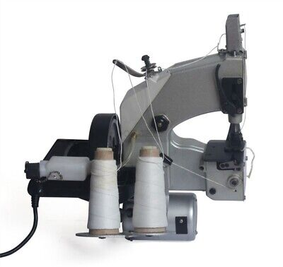 Portable Electric Single Needle Double Thread Sewing Machine For Woven Bag 22 Tr