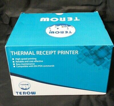 Usb Thermal Receipt Printer Terow 58mm Model 5890k