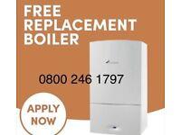 Free government boiler grants