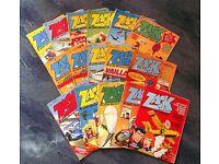 16 Comics der Kultserie ZACK Niedersachsen - Gnarrenburg Vorschau