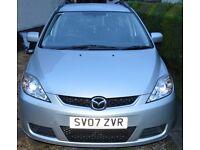 Mazda 5 1.8 petrol 2007 76k miles