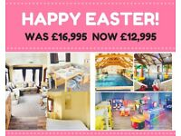 easter deals huge reductions on holiday homes 12 month season close to the beach