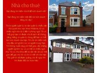 Big 3 Bedroom House - Birmingham - £900 -