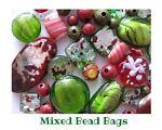 Mixed Bead Bags