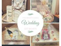 Wedding Gift Baskets Made to order